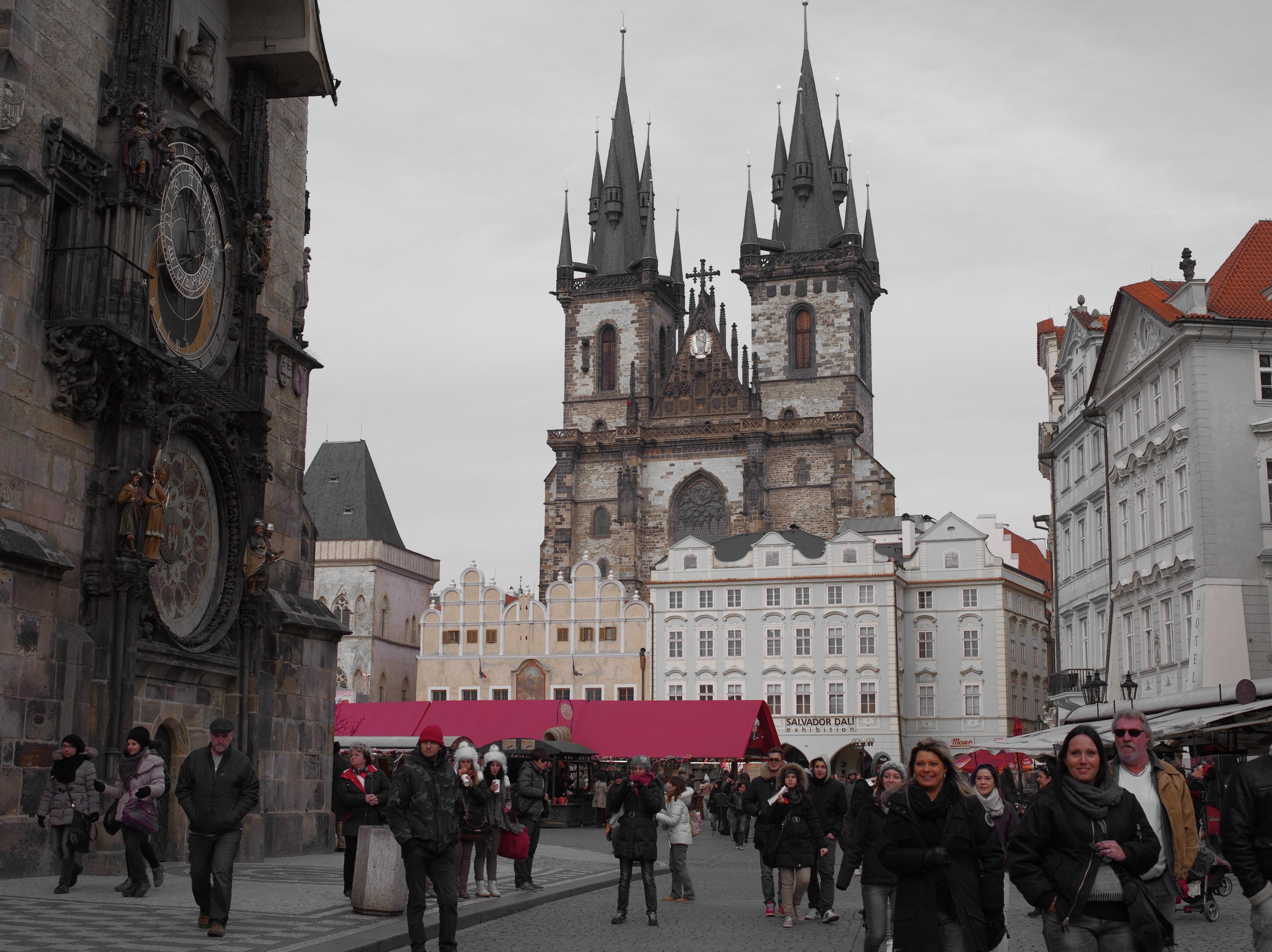 Prag - Altstädter Ring