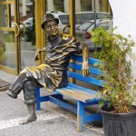 Prag - Skulptur