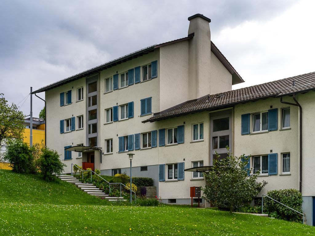 Zürich Schwamendingen Gartenstadt