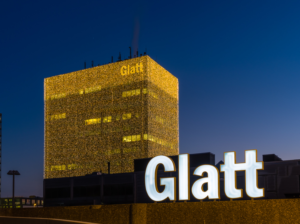 Shoppingcenter Glatt