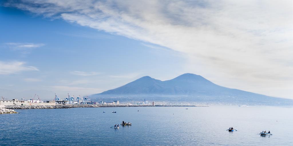 Neapel - Vesuv