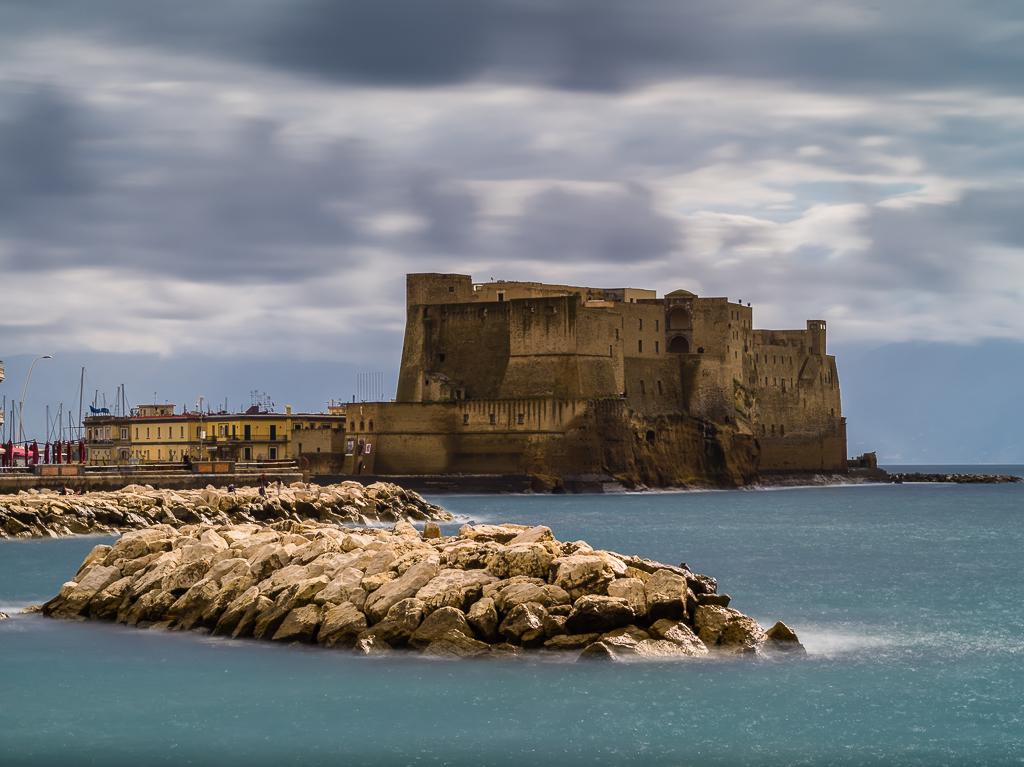 Neapel - Castell dell'Ovo