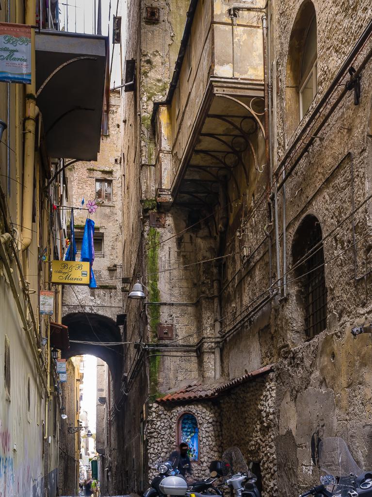 Neapel - Altstadt