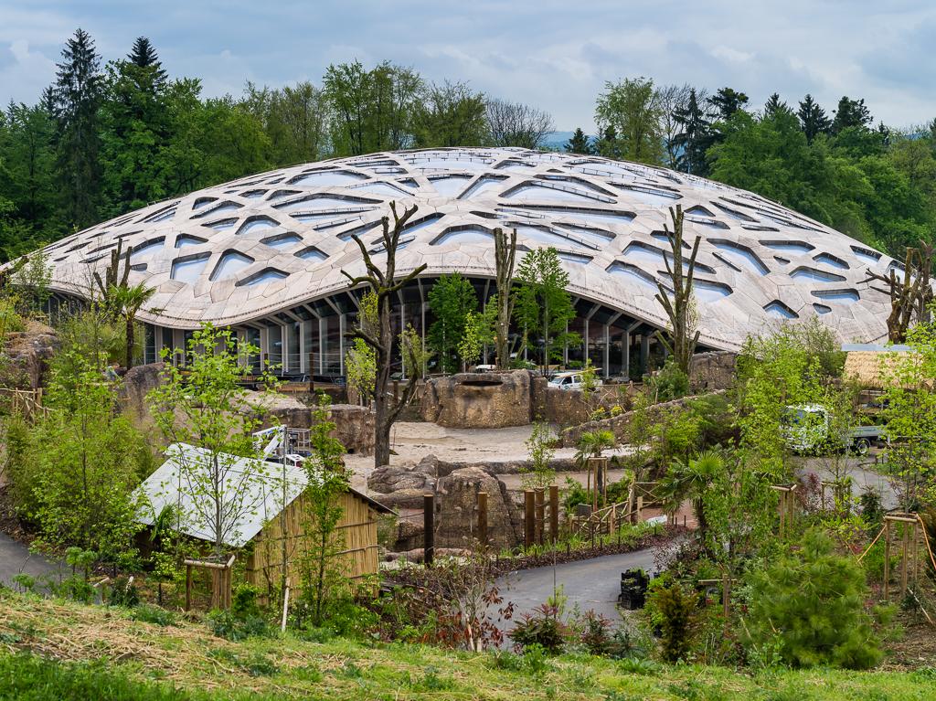 Zoo Zürich - Elefantenhaus
