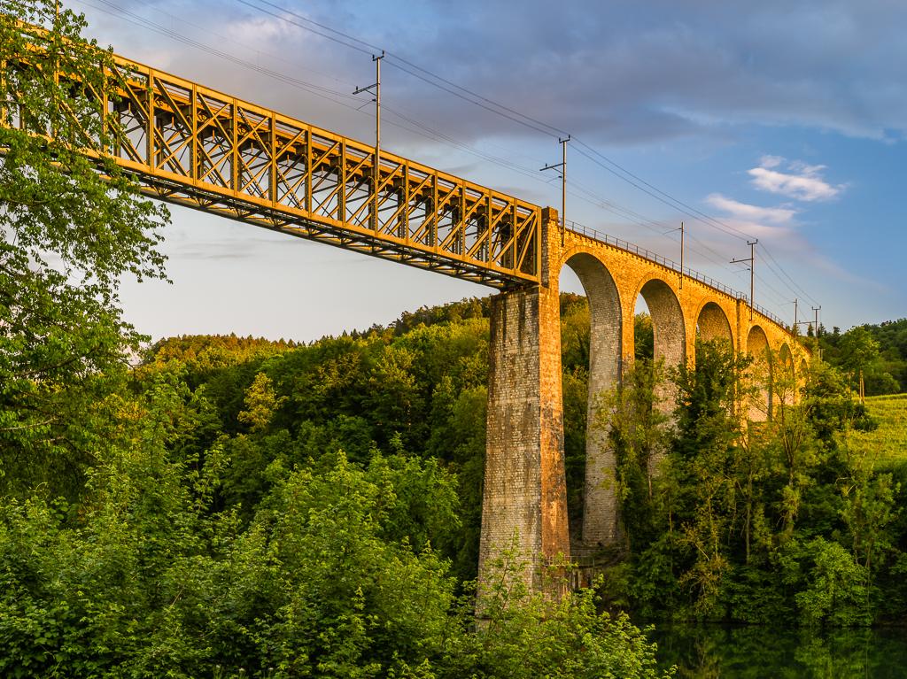 Eglisau Eisenbahnbrücke