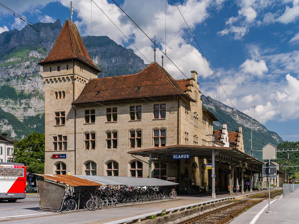 Glarus - Bahnhof