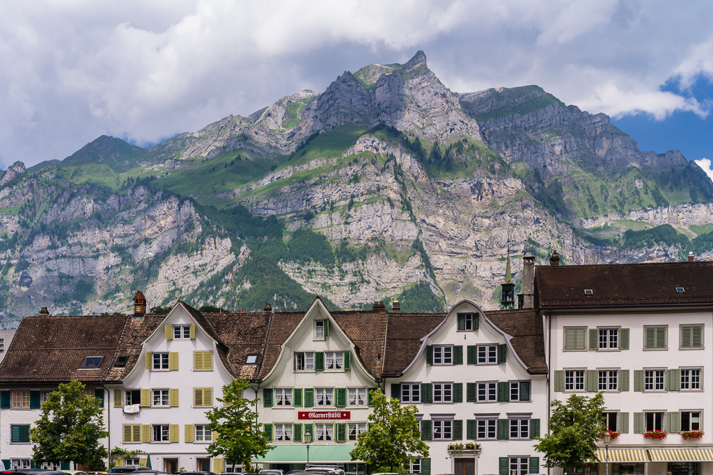 Glarus - Zaunplatz