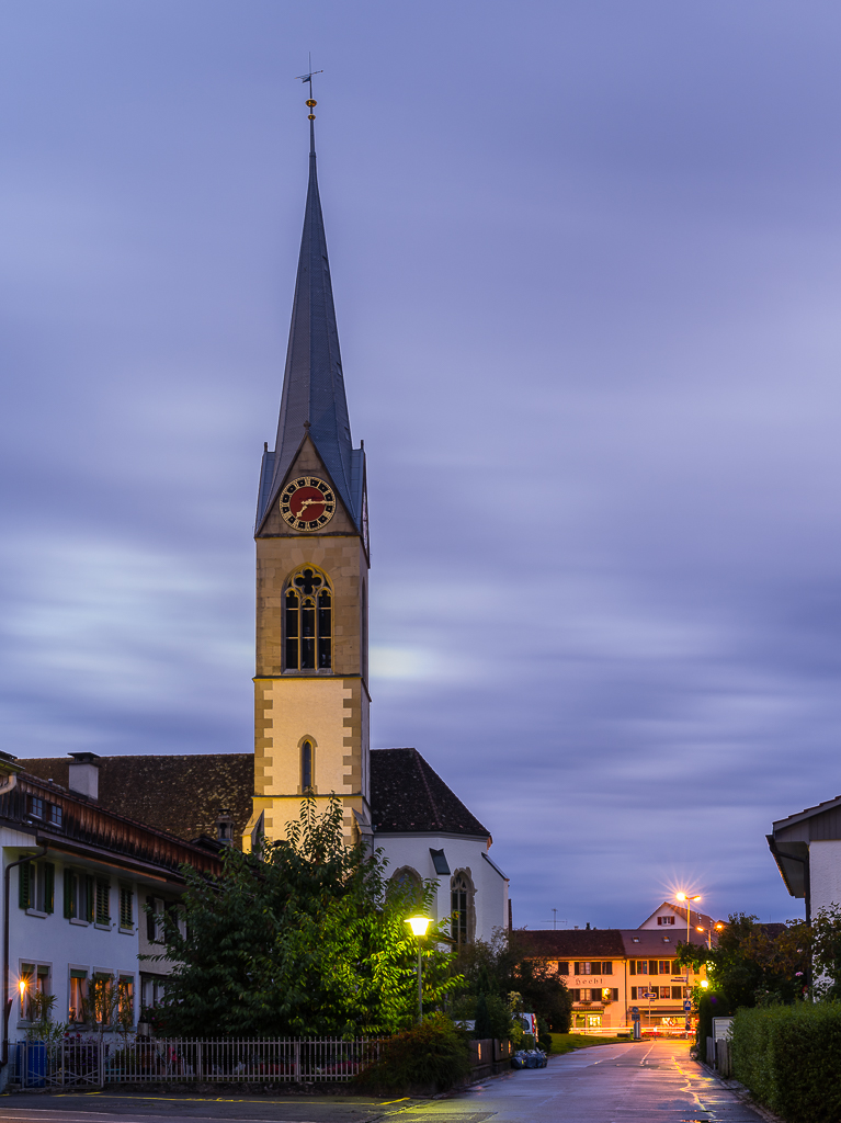 Pfäffikon - reformierte Kirche