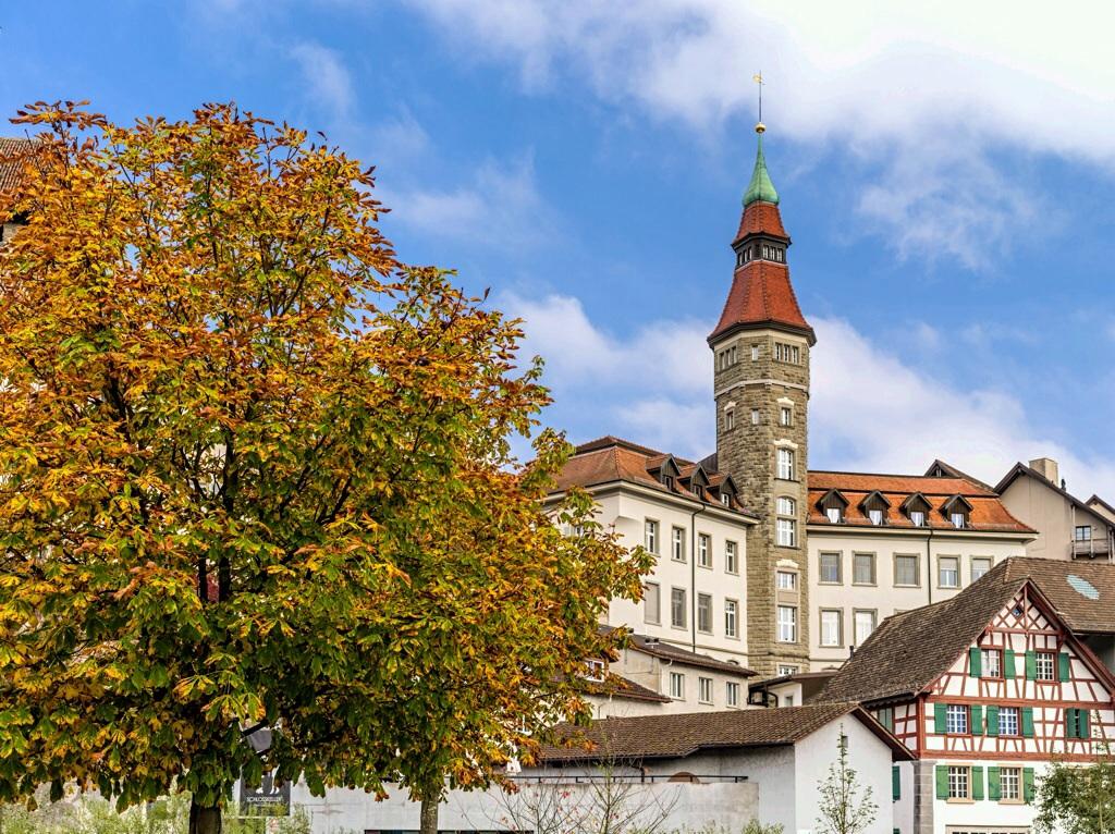 Frauenfeld Rathaus