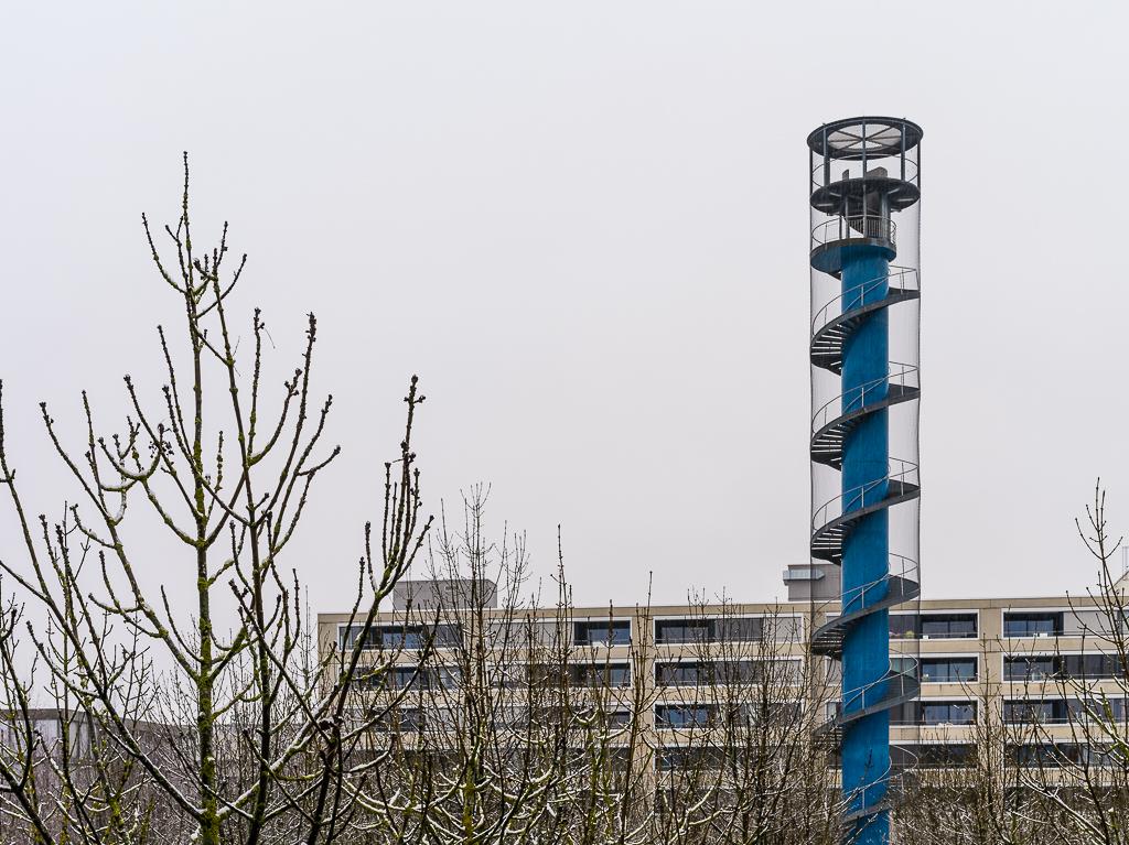 Oerliker Park Turm Neu-Oerlikon