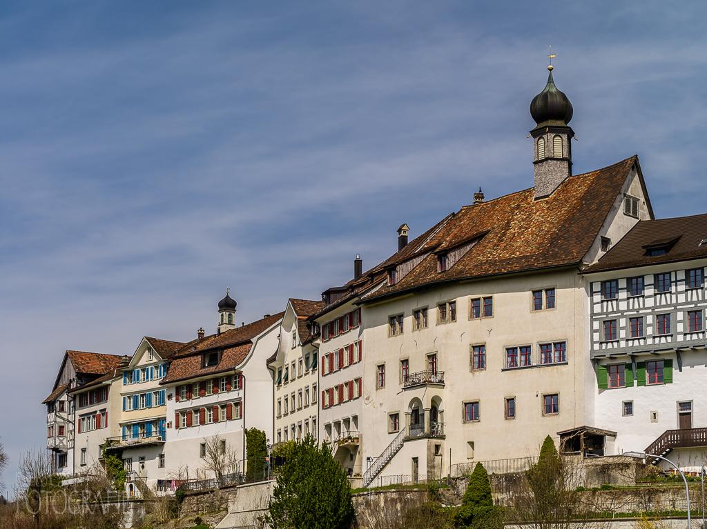 Lichtensteig Altstadt