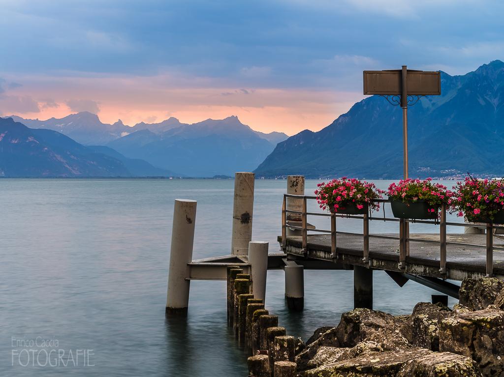 Lac Léman - Genfersee