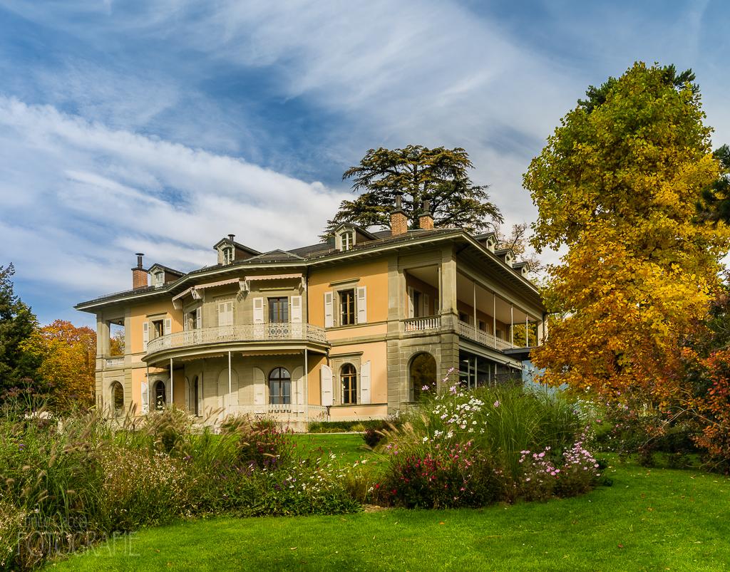 Lausanne - Parc de l'Hérmitage
