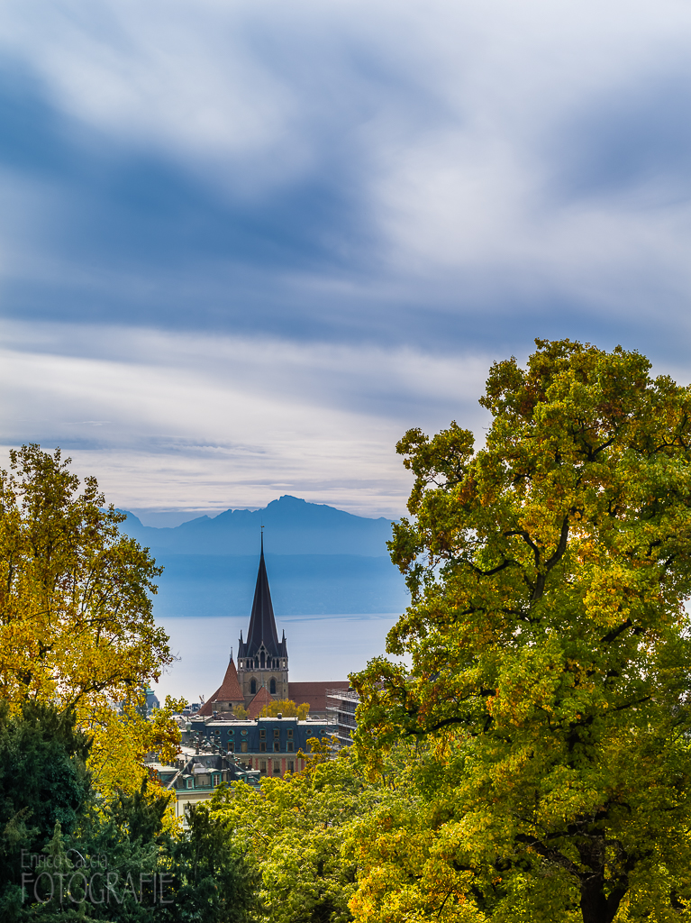 Lausanne - Kathedrale