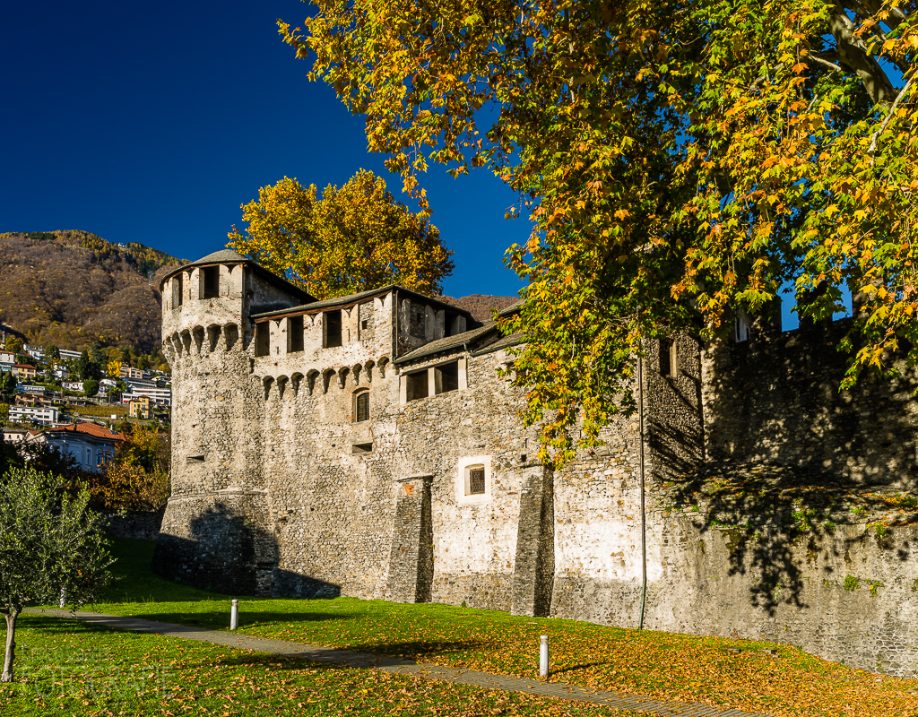 Locarno - Castello Visconteo