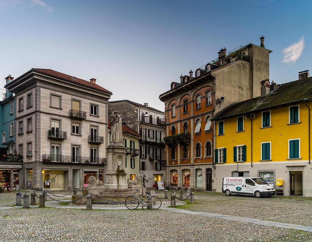 Locarno - Piazza Sant Antonio