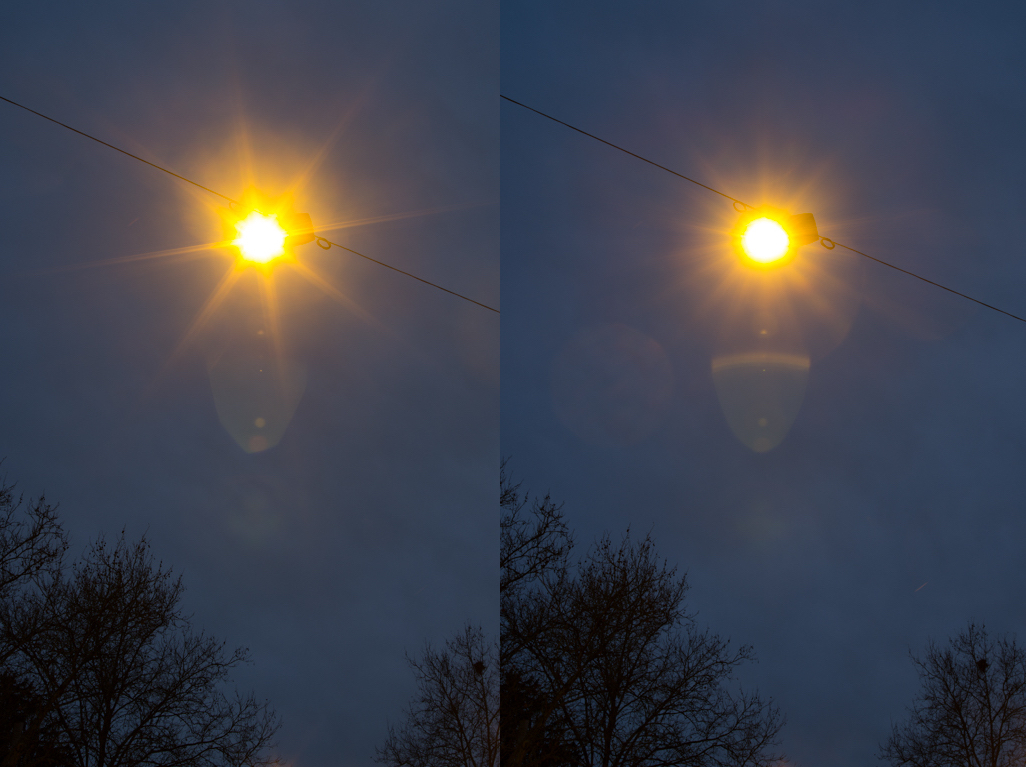 Flares SMC HD 8