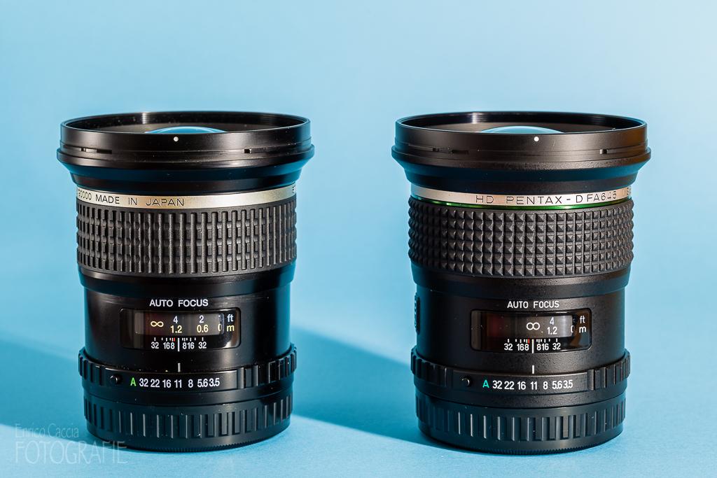 Pentax SMC FA 645 35mm F3,5 AL (IF) - HD Pentax D-FA 645 35mm F3,5 AL (IF)