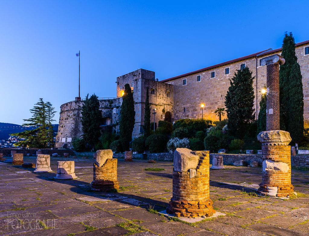 Triest, Castello di S. Giusto