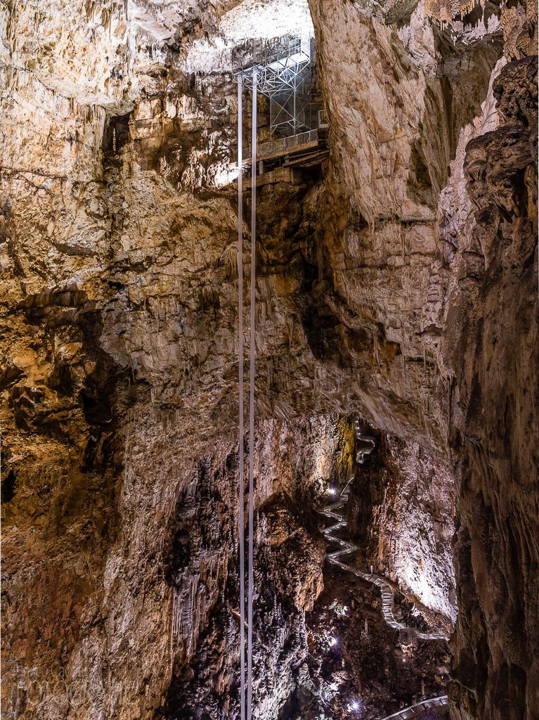 Triest, Grotta Gigante