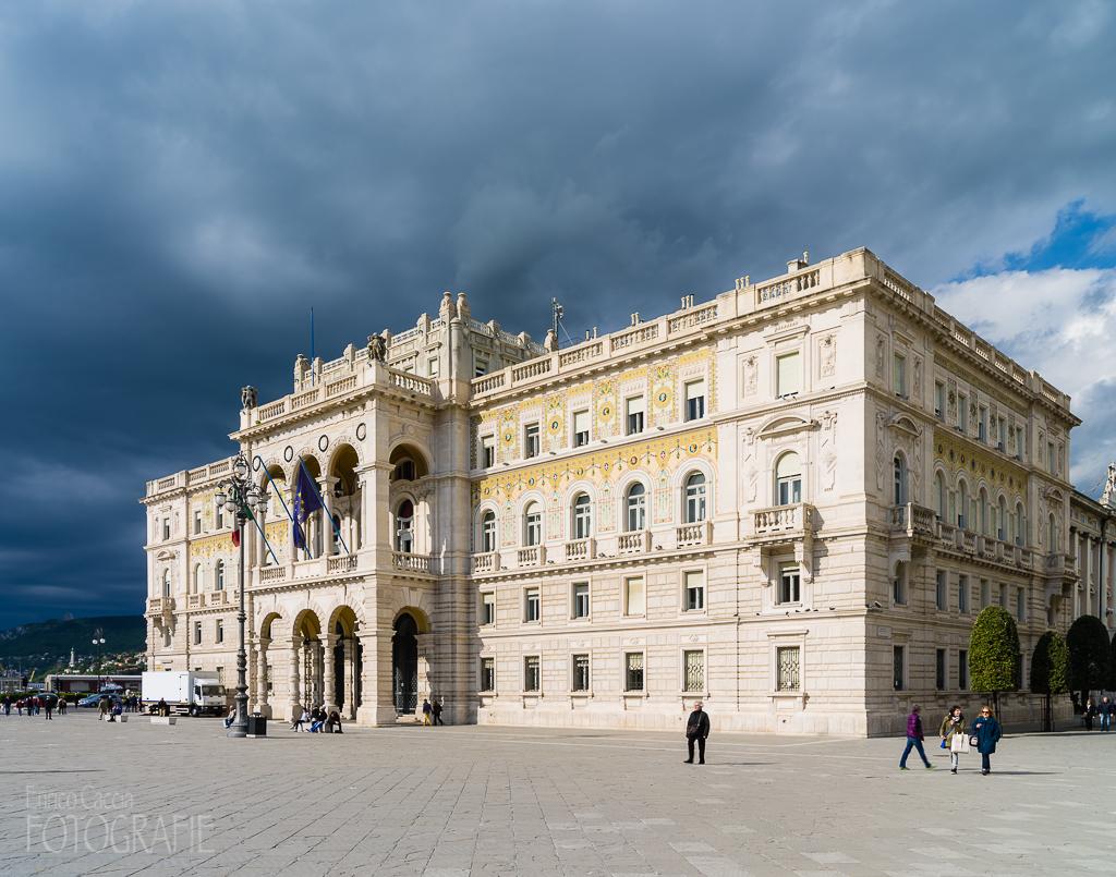 Triest, Piazza dell Unità d'Italia