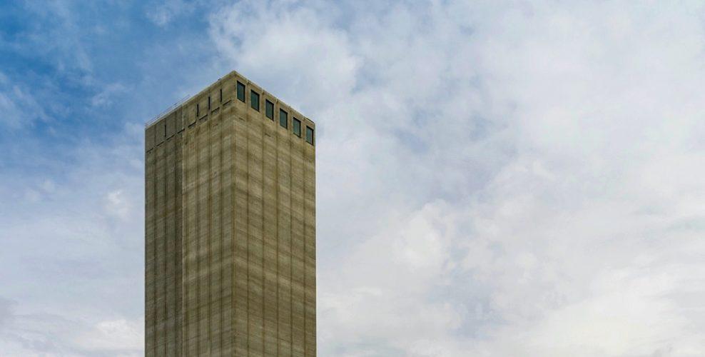 Swissmill Tower - neues Wahrzeichen von Zürich (West)?