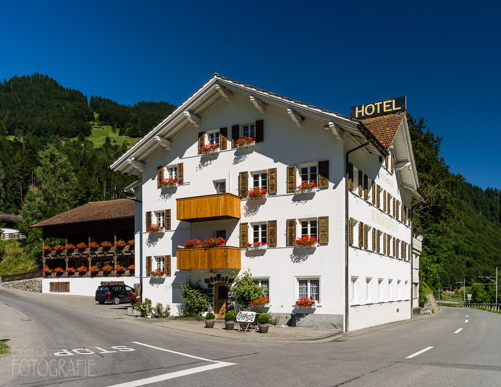 Prättigau, Landgasthof Sommerfeld