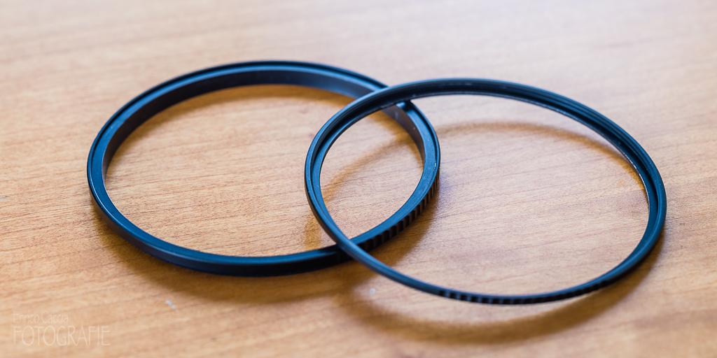 Xume magnetische Filteradapterringe