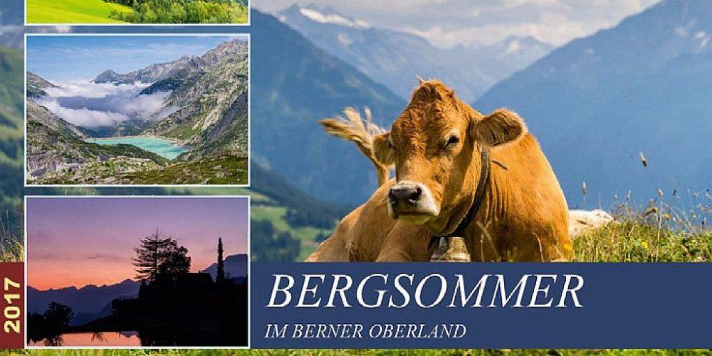 """Kalender """"Bergsommer im Berner Oberland"""""""