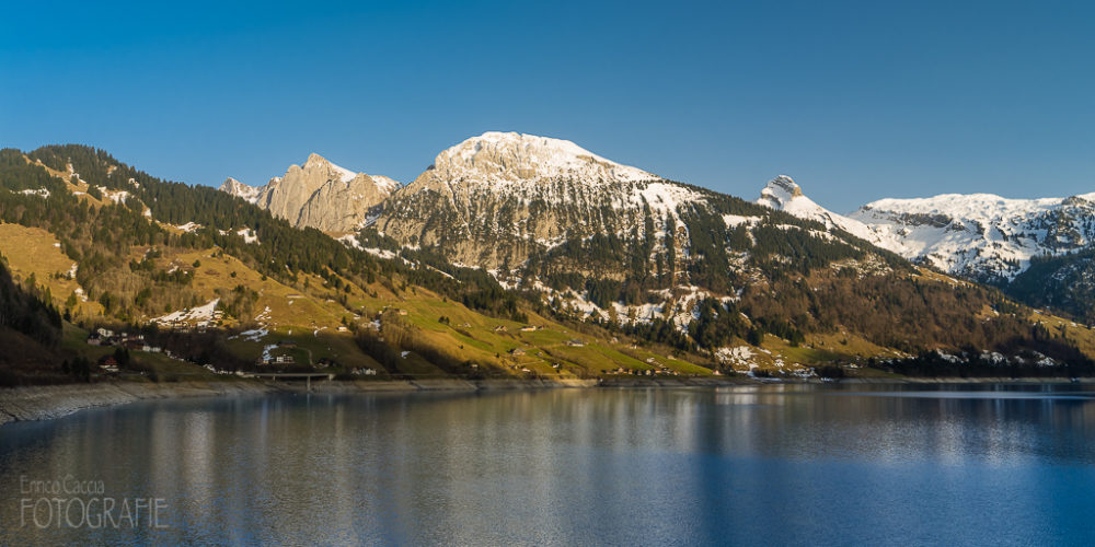 Wägitalersee Panorama