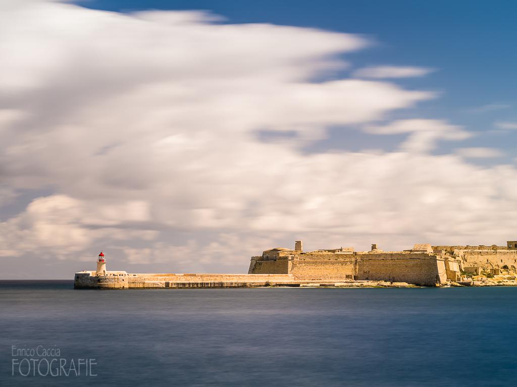 Malta - Valletta Einfahrt Grand Harbour