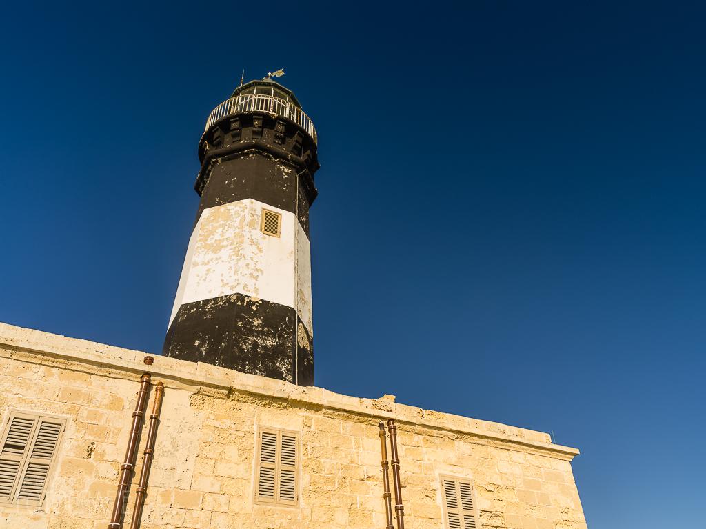 Malta - Delimara Point Leuchtturm