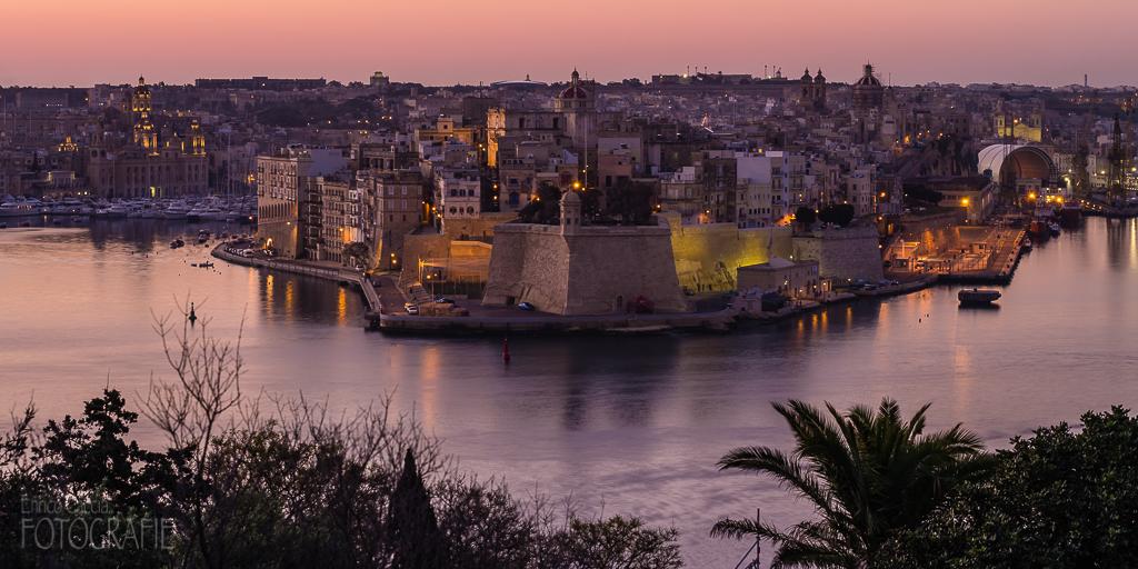 Malta - Senglea Waterfront