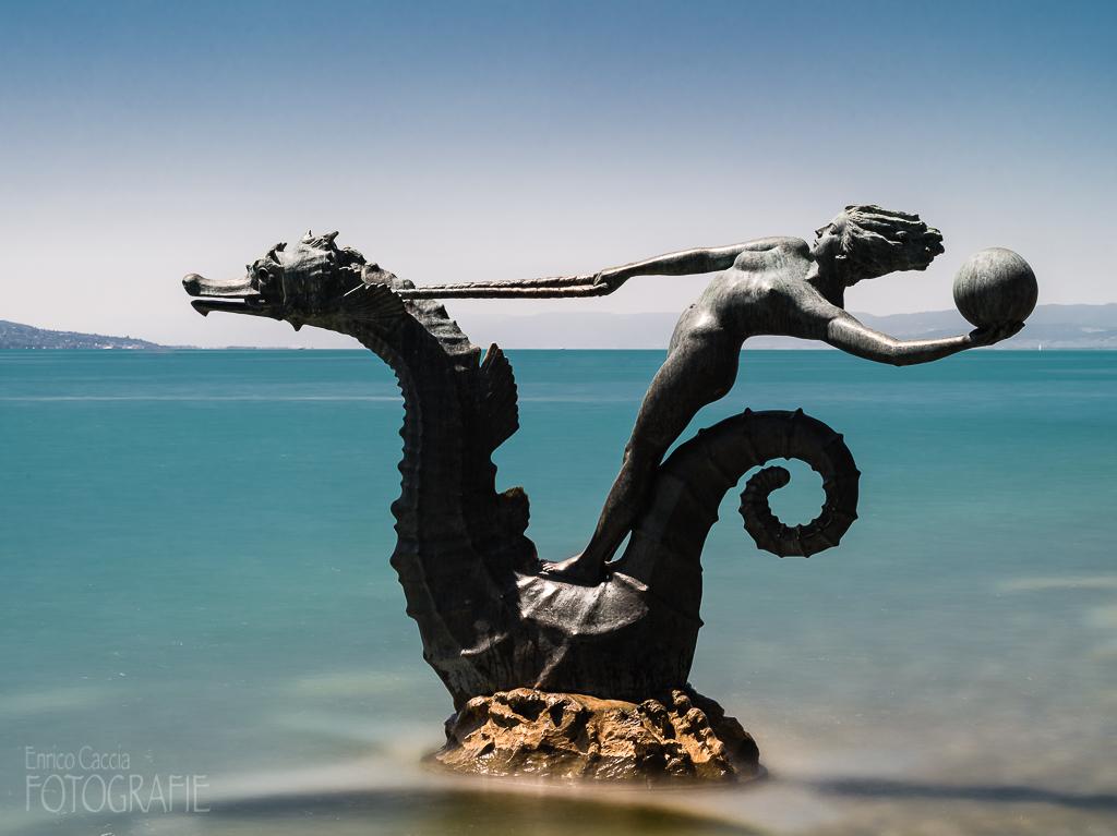 Vevey - Wassernymphe