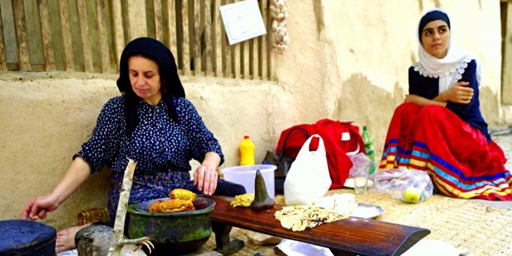 Iran - Reisetagebuch, Tag 13, von Teheran nach Fooman