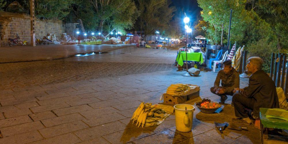 Iran - Rückblick: Während der Reise