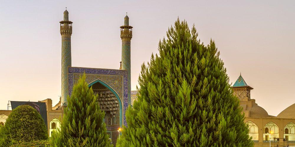 Iran - Rückblick: Im Vorfeld der Reise