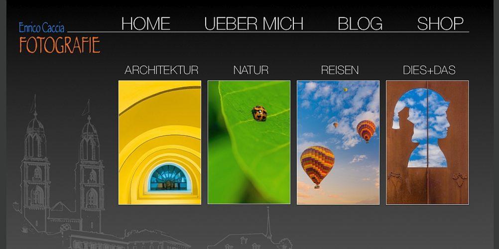 Homepage, Kalender und Mauritius Images