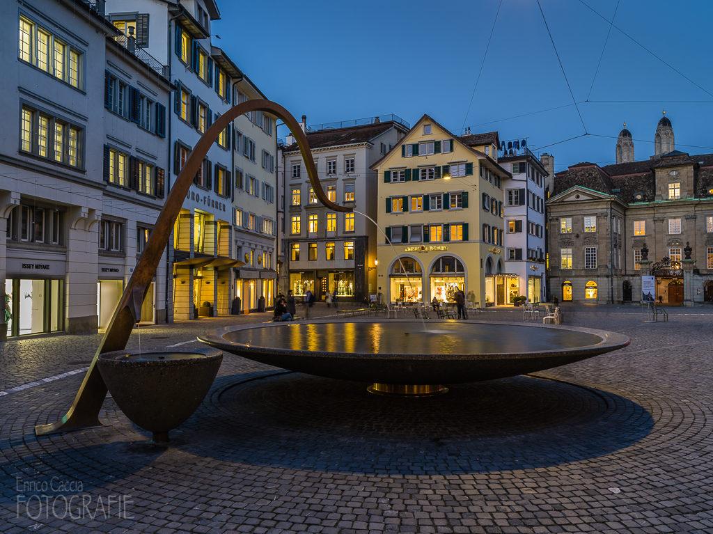 Münsterplatz Zürich