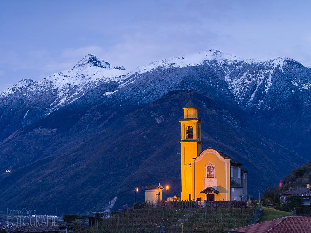Bellinzona, Chiesa di San Sebastiano