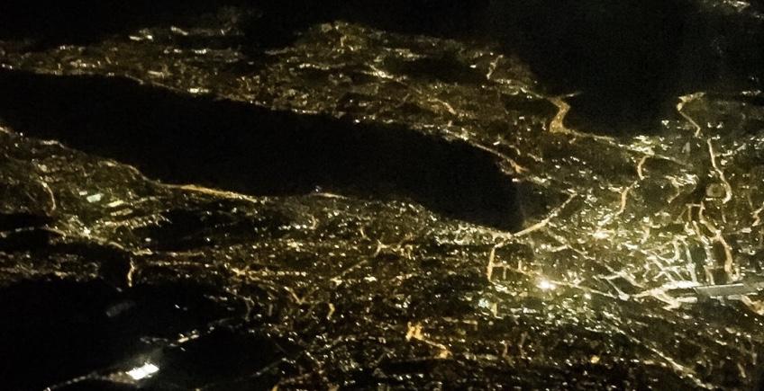 Zürich von oben