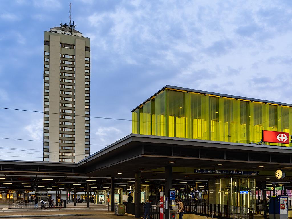 Bahnhof Oerlikon