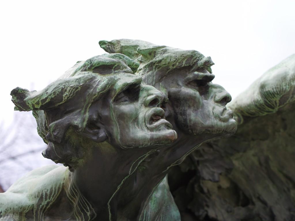 Prag - Monument Frantisek Palacky