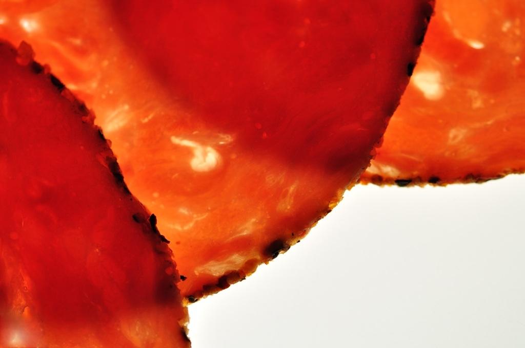 Food Fotografie - Aufschnitt