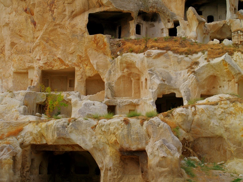 Höhlen in Ürgüp