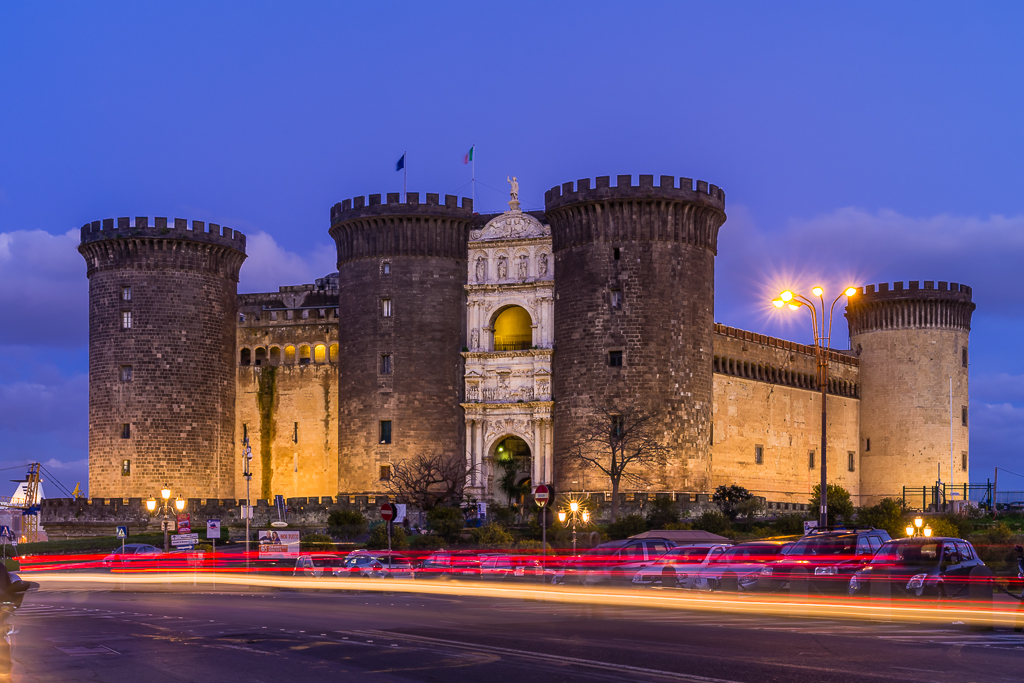 Neapel - Castel Nuovo