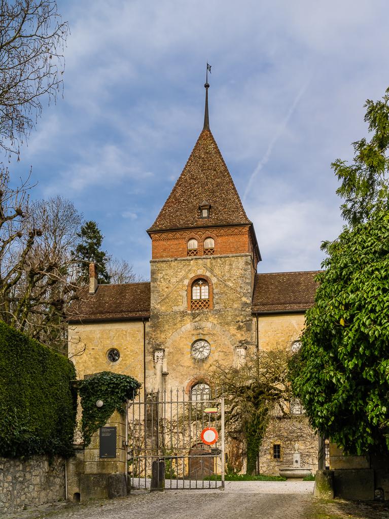 Münchenwiler Schloss