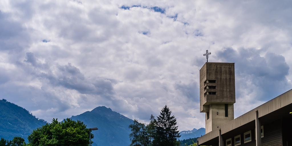 Glarus - katholische Kirche