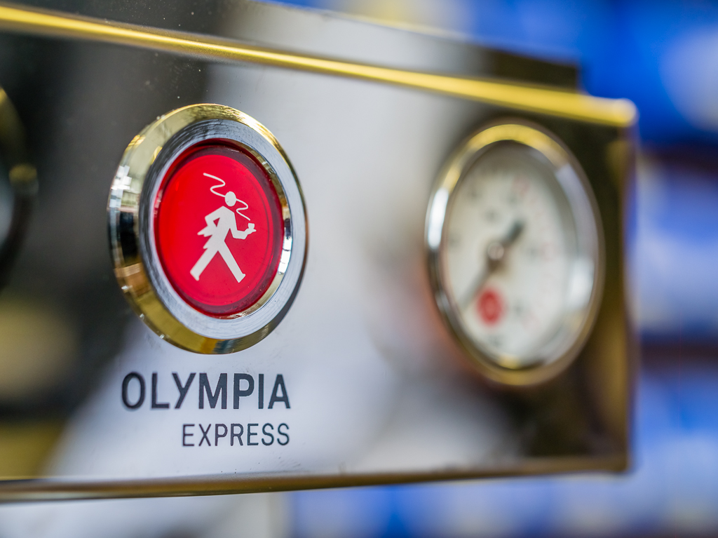 Olympia Express - Maximatic Detail