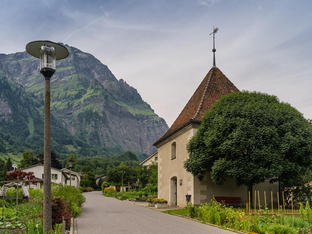 Schwanden - Pulverturm